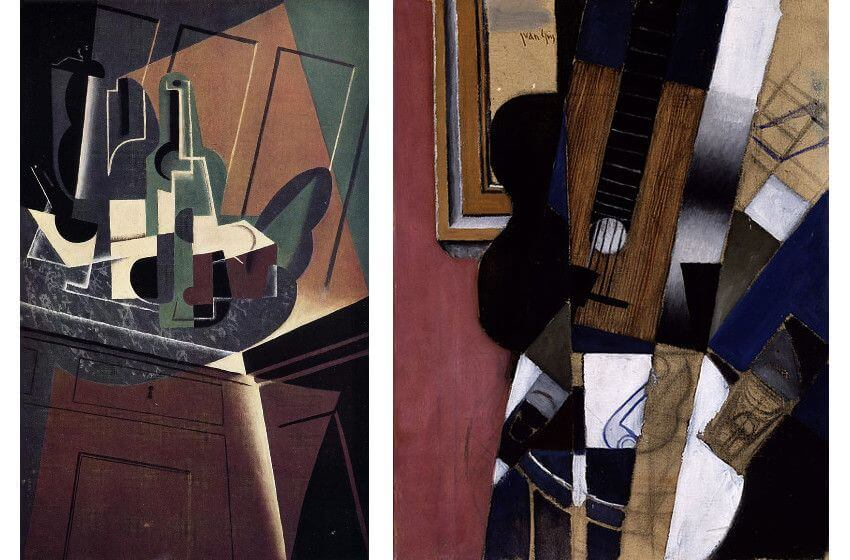 work by spanish artist juan gris