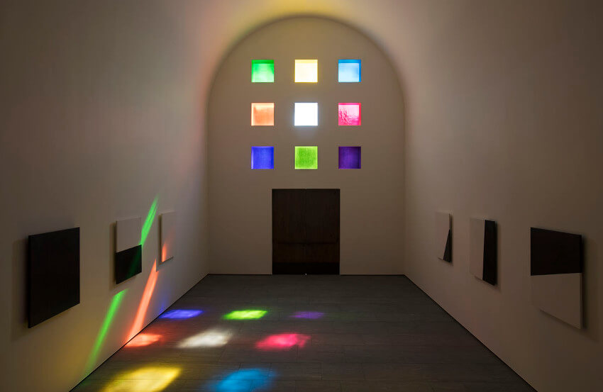 ellsworth kelly university of texas at austin