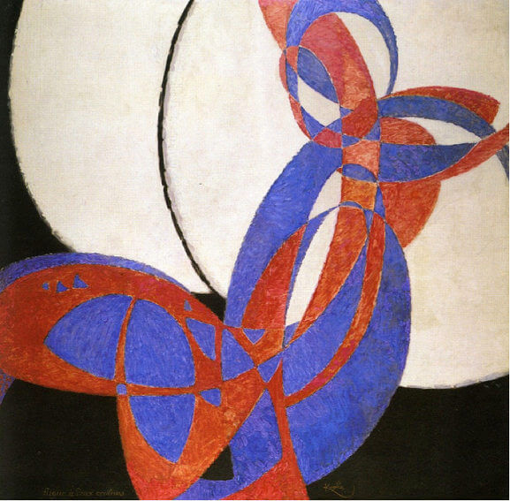 biography of frantisek kupka a czech painter who was born in 1871 and died in 1957