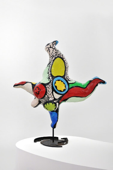 work by french artist niki de saint phalle