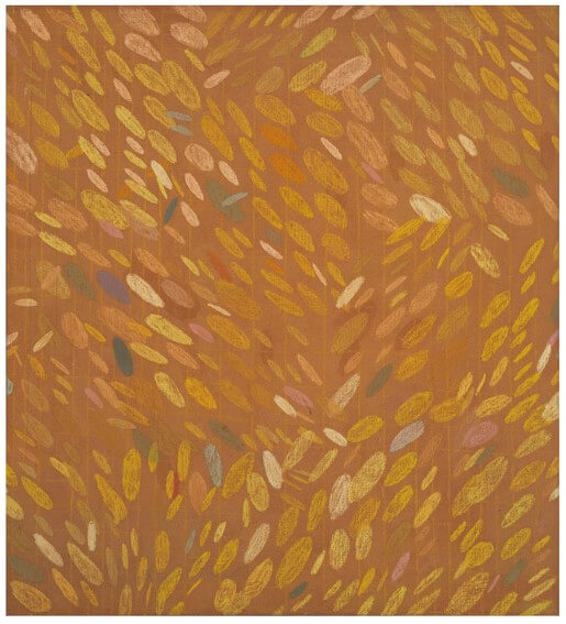 howardena pindell exhibitions of modern painitng work