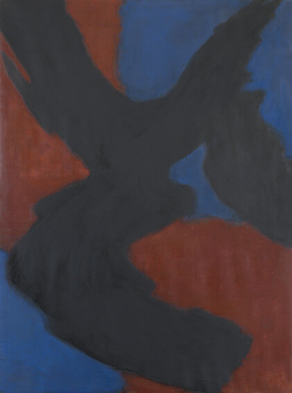 Rutgers 6 painting made in 1959