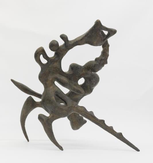 sculpture Apocalyptic Rider II