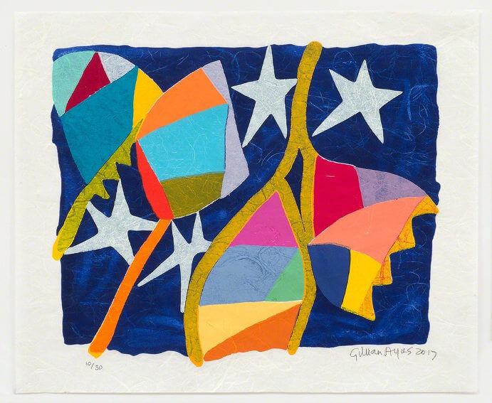 Gillian Ayres Royal Academy of Arts