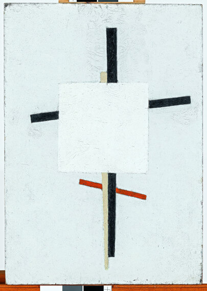 Kazimir Malevich Suprematism of the mind