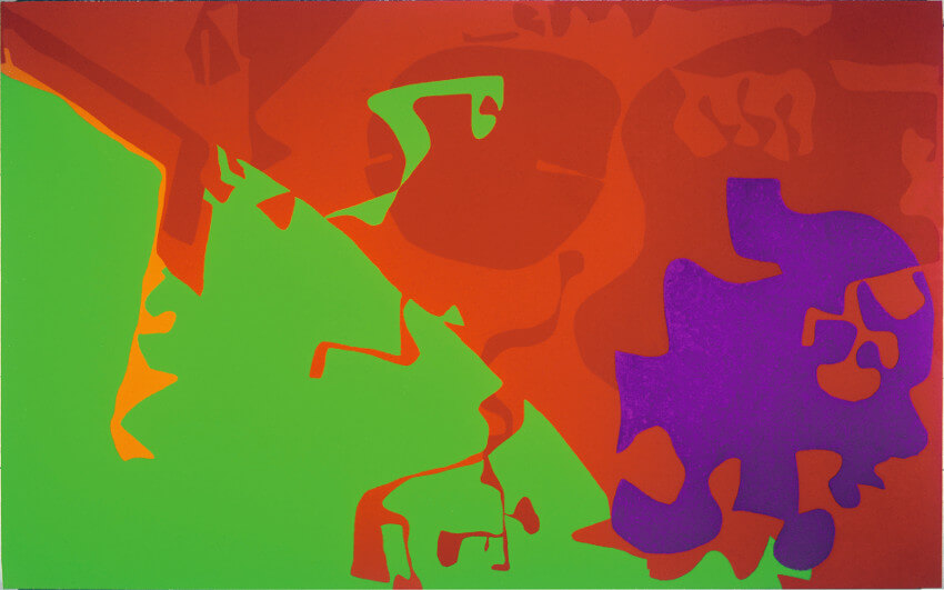 Patrick Heron studied at St George's School, Harpenden, Slade School of Fine Art
