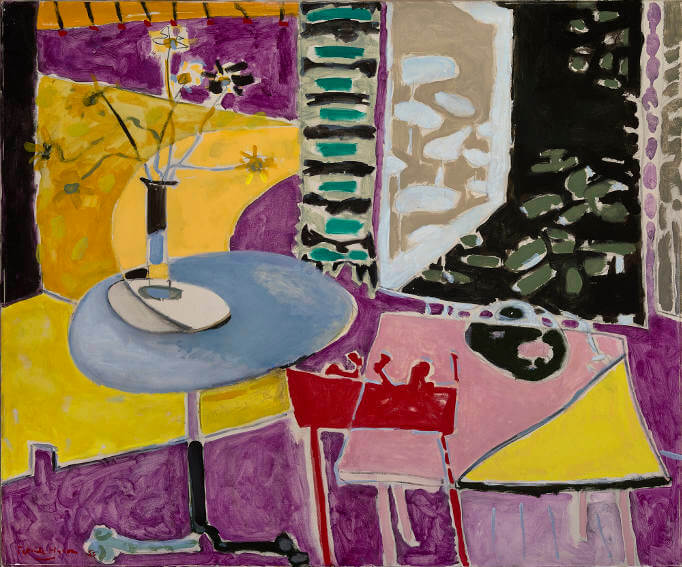 Cornwall based Patrick Heron gallery exhibition
