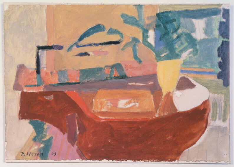 biography and works of english artist patrick heron