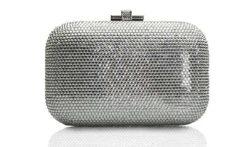 handbag by american designer judith leiber new york museum