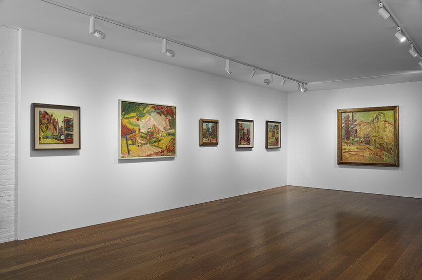 collection of new work of art by british artist frank auerbach tate