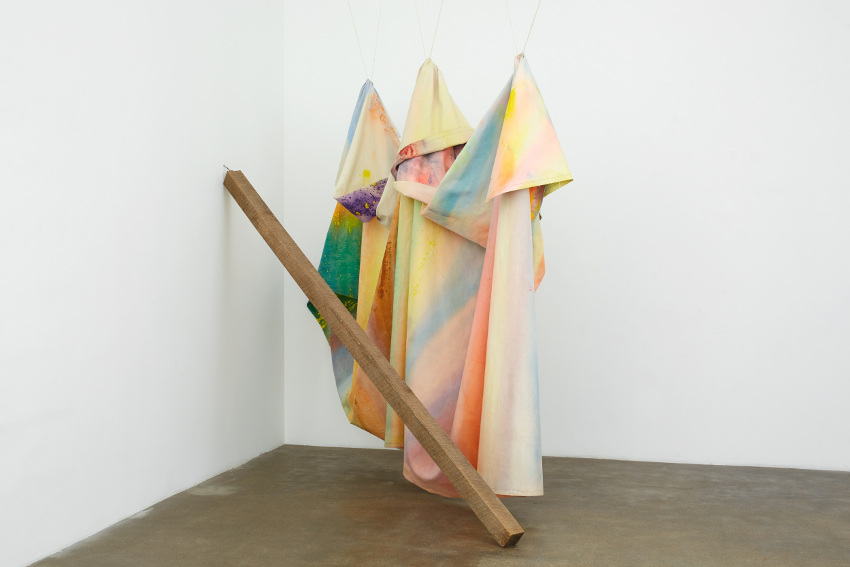 sam gilliam installation view