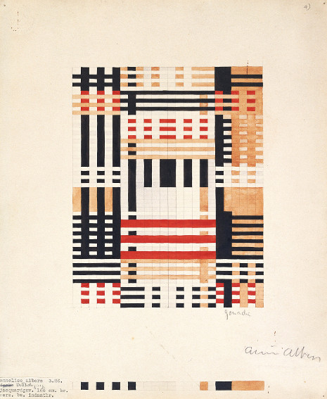 Anni Albers and textile art