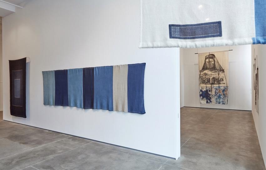 african fabric art