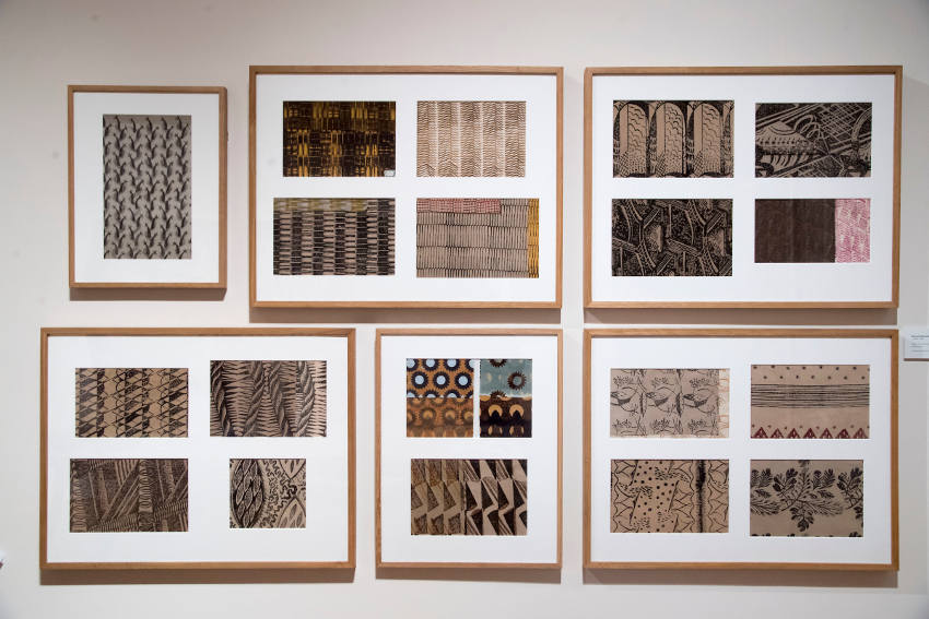 Art exhibition by British designer Marx Enid