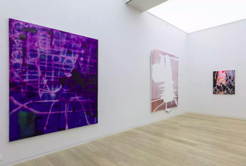 Jeff Elrod, Alex Hubbard, Yang Shu exhibition at Simon Lee Gallery, Hong Kong