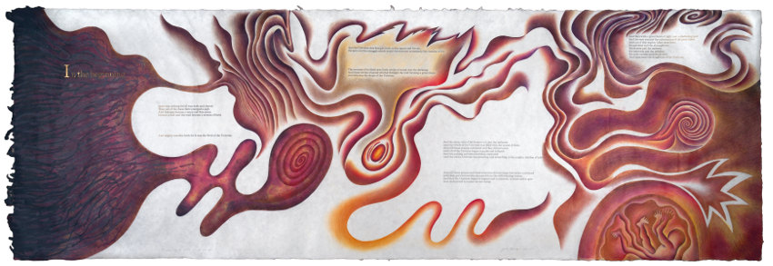 Judy Chicago Creation of the World