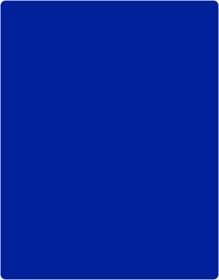 Yves Klein Untitled Blue Monochrome