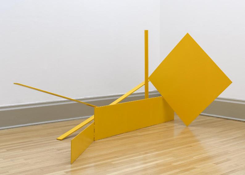 Sir Anthony Caro Yellow Swing