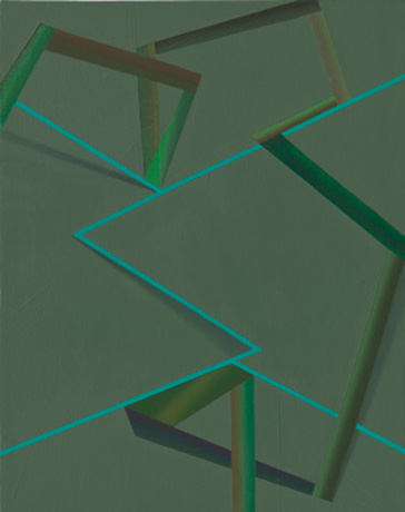 Tomma Abts exhibition