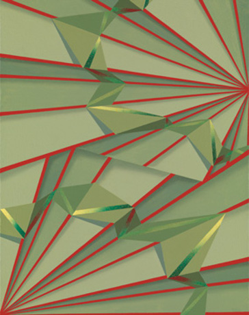Tomma Abts paintings