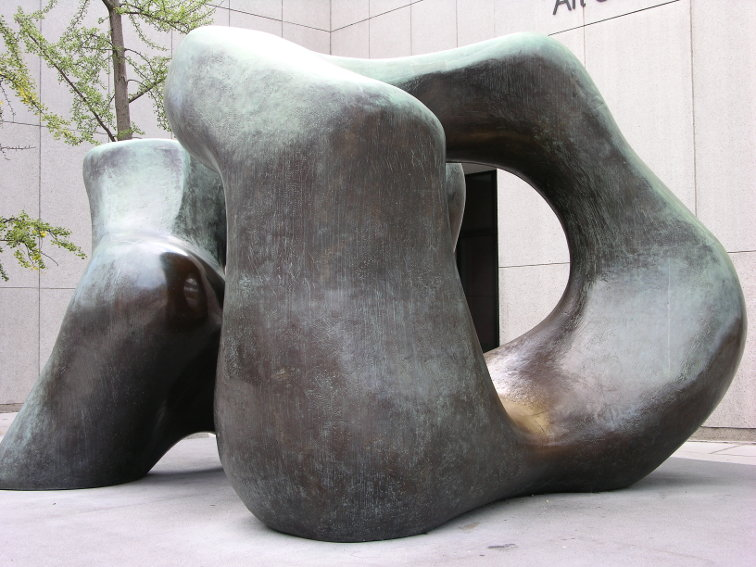 Henry Moore Large Two Forms