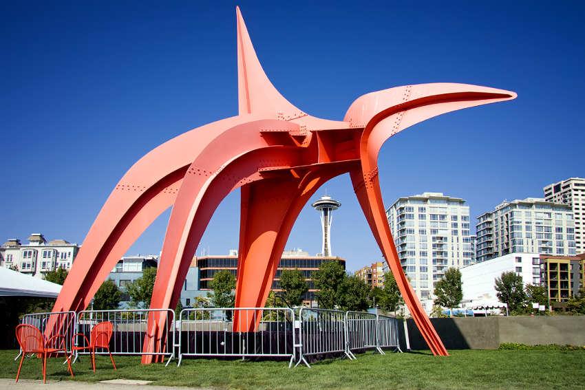 Alexander Calder - The Eagle