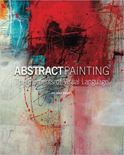 abstract art books