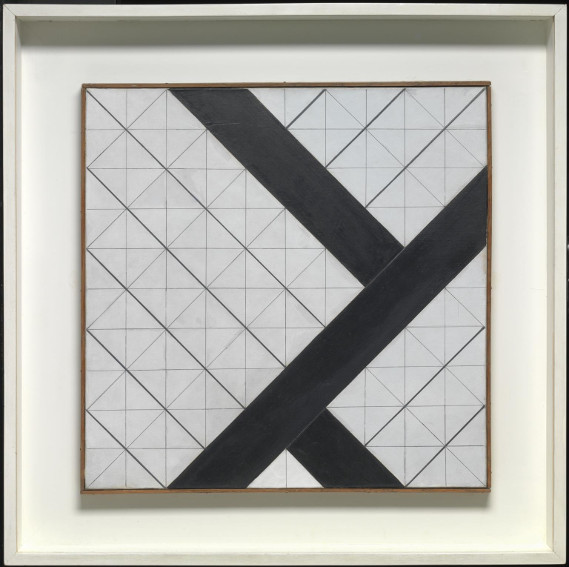 Theo van Doesburg - Counter-composition V