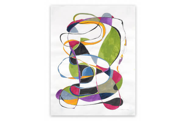 Tracey Adams abstract artist