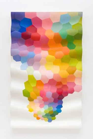 Ilona Keseru abstarct art painting