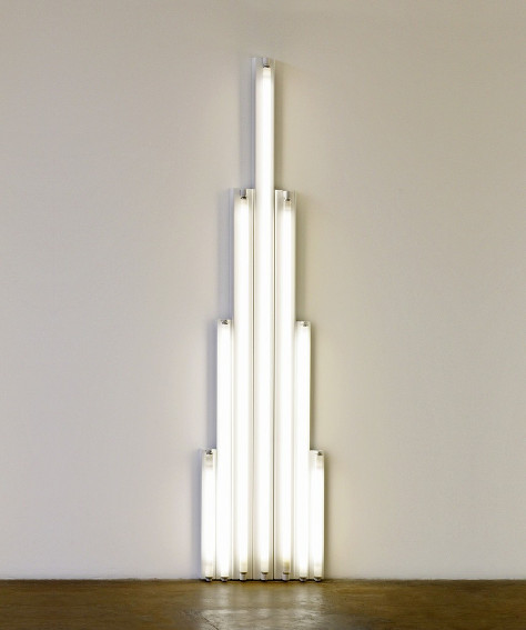 Dan Flavin Monument for Talin