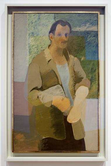 Arshile Gorky Self Portrait