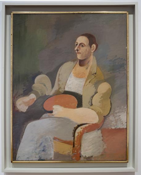 Arshile Gorky Portrait of Master Bill
