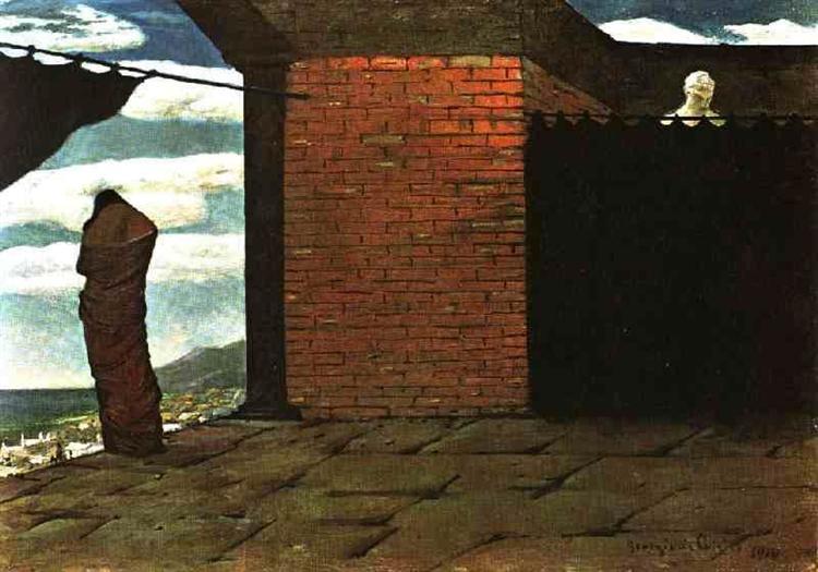 Giorgio de Chirico The Enigma of the Oracle