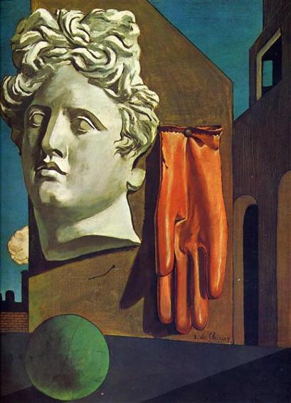 Giorgio de Chirico The Song of Love