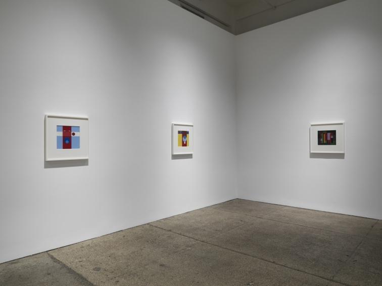 Helio Oiticica exhibition view