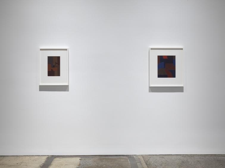 Exhibition of works by Brazilian artist Helio Oiticica who was born in 1937 in Rio de Janeiro