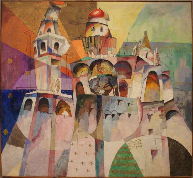 Aristarkh Lentulov and The Jack of Diamonds artists