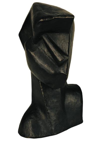 Joseph Csaky Cubist Head