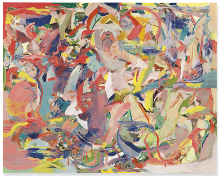 Cecily Brown The Homecoming painting