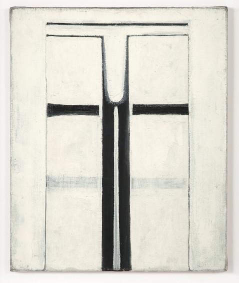 Ellsworth Kelly Window II painting