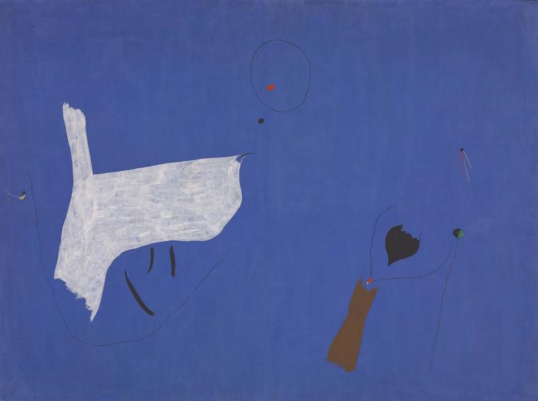 Joan Miro Peinture painting