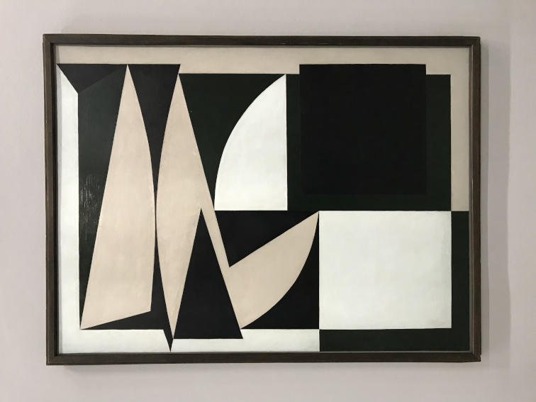 Victor Vasarely Zante painting