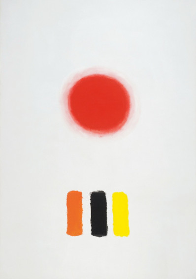 Adolph Gottlieb Icon painting