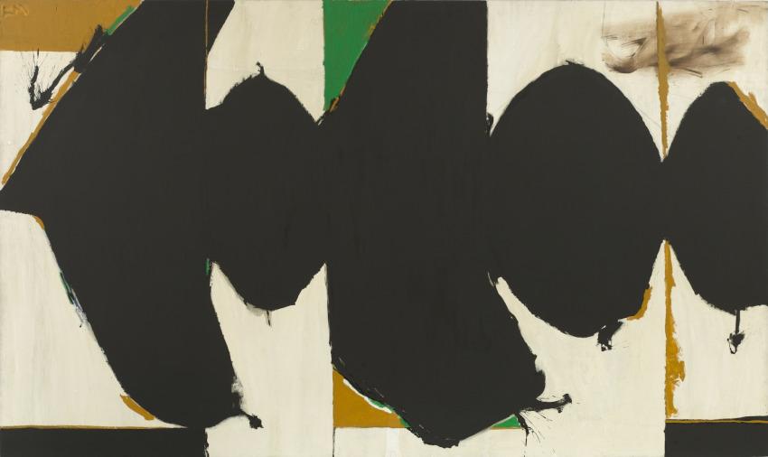 Robert Motherwell Elegy to the Spanish Republic, 108 painting