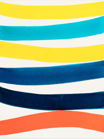Kim Uchiyama Pulse painting