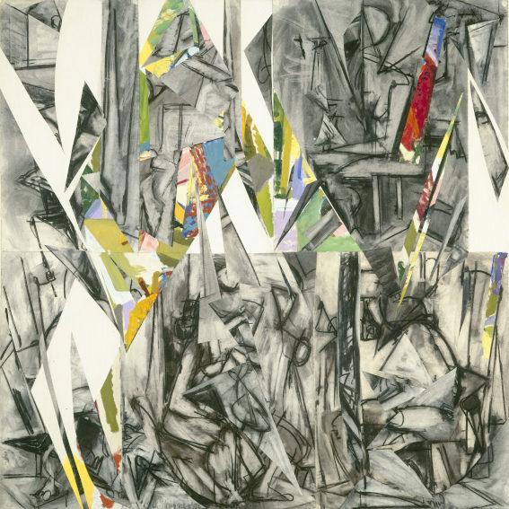 Lee Krasner Imperative painting