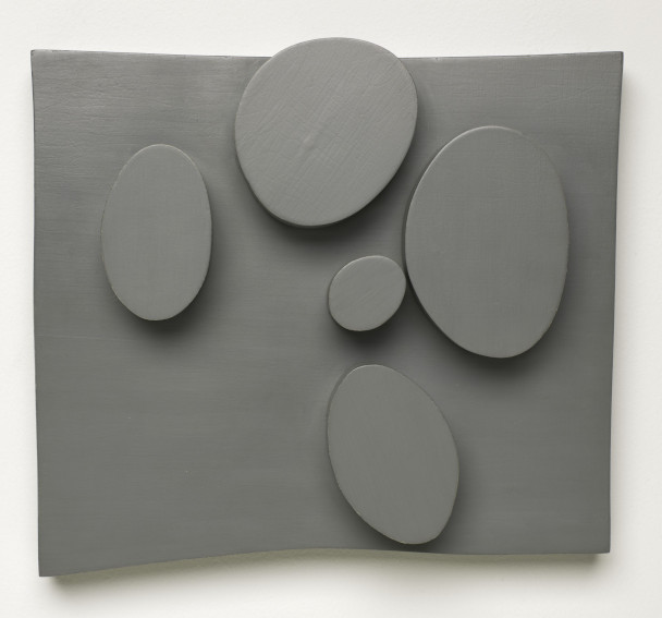Jean Arp Objects Arranged according to the Laws of Chance III sculpture