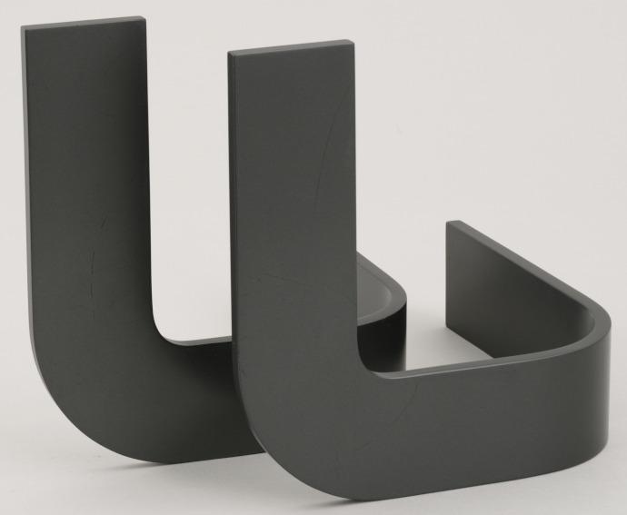 Tony DeLap Tango Tangles, II sculpture