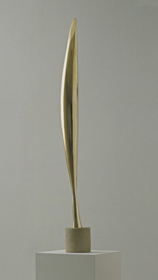 Constantin Brancusi Bird in Space sculpture